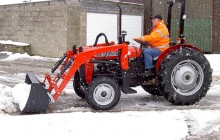 Tafe Tractors UK Distributor SW